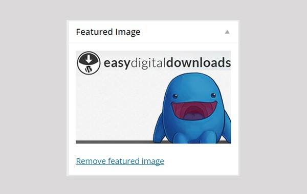 Easy Digital Downloads Adding a New Download