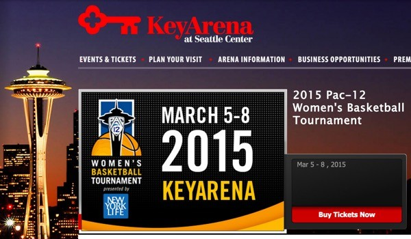 Key Arena Calendar of Events