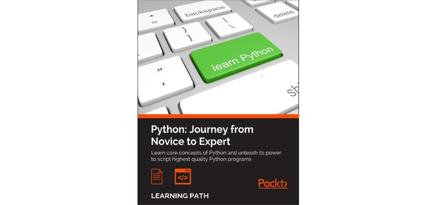 Python Journey from Novice to Expert