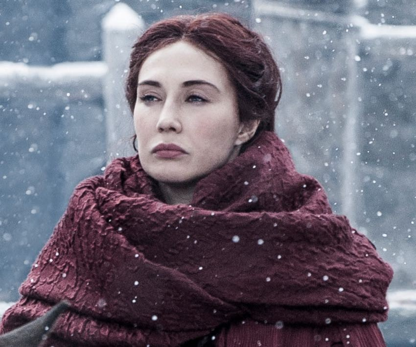 Meeting Planner Dashboard - Game of Thrones Melisandre