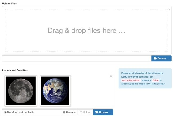 How to Program With Yii2: Uploading Files - eSolution Inc
