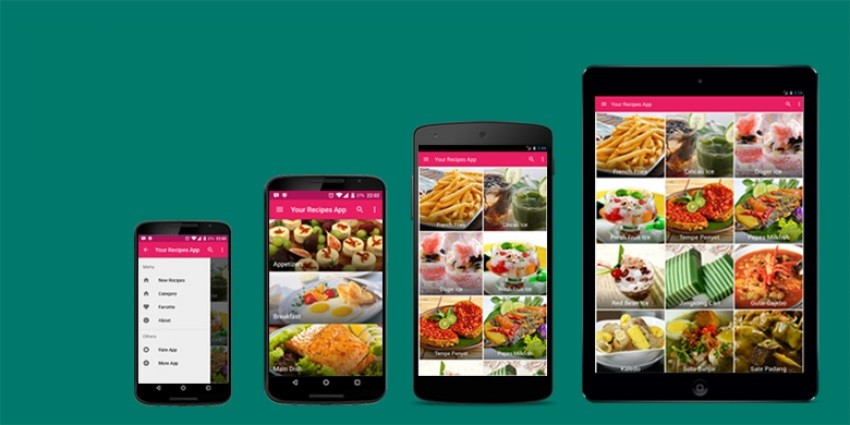 Your Recipes App