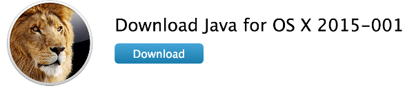 OS X Java Download Page