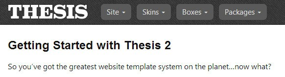 thesis-settings