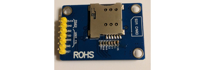 UART component with RTS control signal pin